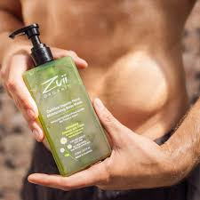 Zuii Moisturising Body Wash Men